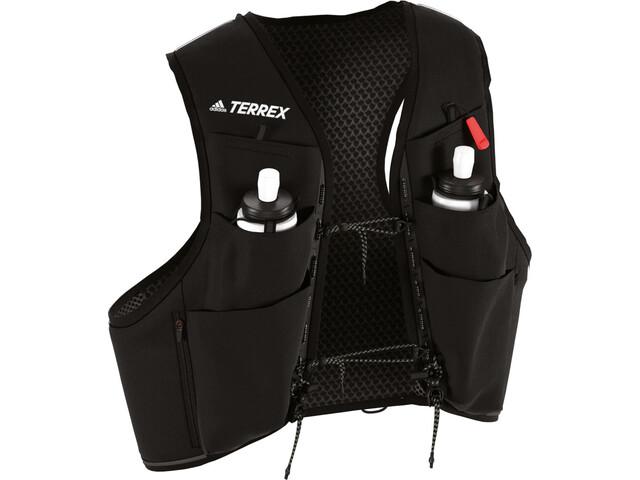 adidas TX Agravic S Weste Herren black/black/white